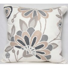 <strong>Manor Luxe</strong> Flora Cotton Pillow