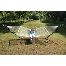 <strong>Twin Oaks Hammocks</strong> Olefin Rope Hammock