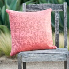 Sweet Pea Alpaca Throw Pillow