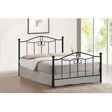 Amina Double Metal Bed Frame
