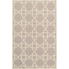 Sahara Light Gray / Ivory Rug