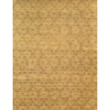 Modern Contemporary Contemporary Hand-Knotted Wool Area Rug