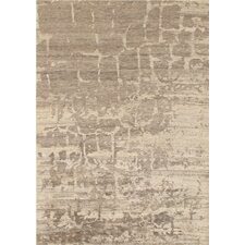 Hand-Knotted New Zealand Merino Wool Area Rug