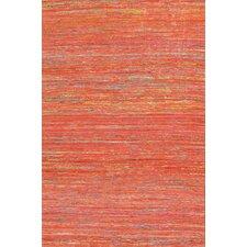 Sari Silk Orange Rug