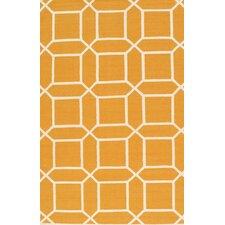 Sahara Orange/Ivory Rug