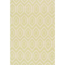 Sahara Light Green/Ivory Rug