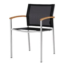 <strong>Mamagreen</strong> Vix Dining Casual Arm Chair
