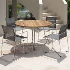Gemmy 5 Piece Dining Set