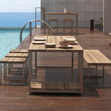 Oko 6 Piece Dining Set