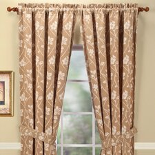 Couture Rod Pocket Curtain Single Panel