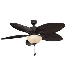 <strong>Calcutta</strong> Palmira Bowl Light Ceiling Fan Light Kit