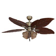 St. Marks 4 Light Ceiling Fan Light Kit