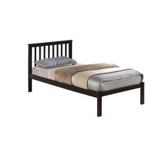 Mission Slat Bed