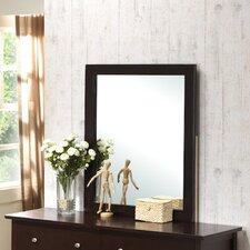 Mission Rectangular Dresser Mirror