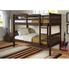 <strong>Donco Kids</strong> Twin Over Twin Bunk Bed