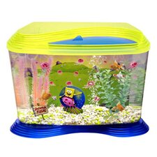 Nickelodeon SpongeBob SquarePants 6 Gallons Aquarium Kit