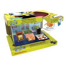 Nickelodeon SpongeBob SquarePants 4 Gallon Aquarium Kit