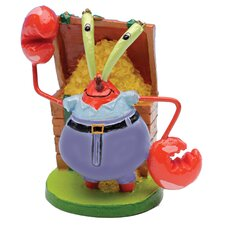Nickelodeon SpongeBob SquarePants Mr. Krabs Mini Resin Ornament