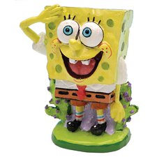 <strong>Penn Plax</strong> Nickelodeon SpongeBob SquarePants Mini Resin Ornament