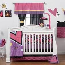 Sassy Shaylee 10 Piece Crib Bedding Set