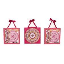 3 Piece Sophia Lolita Canvas Art Set