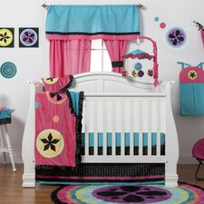 Magical Michayla 4 Piece Crib Bedding Collection
