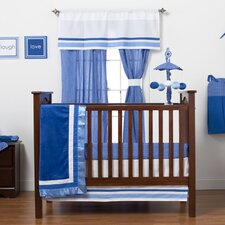 Simplicity 4 Piece Crib Bedding Collection