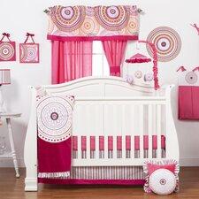 Sophia Lolita 3 Piece Crib Bedding Collection