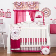 Sophia Lolita 7 Piece Crib Bedding Collection
