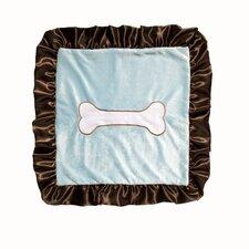 Puppy Pal Boy Binky Blanket