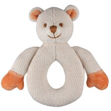 Nursery Bear Knitted Teether