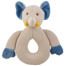 Nursery Elephant Knitted Teether
