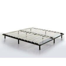 Super King Slatted Bed Frame