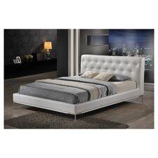 Baxton Studio Panchal Modern Platform Bed