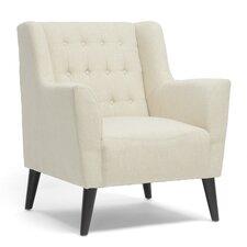 Baxton Studio Berwick Arm Chair