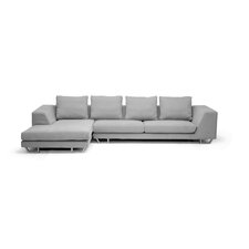 Tybalt Twill Sectional