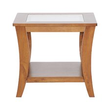 Baxton Studio Allison End Table