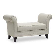Baxton Studio Marsha Upholstered Bedroom Bench