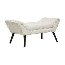 Baxton Studio Tamblin Upholstered Bench