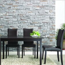 Baxton Studio Sweden 5 Piece Dining Set