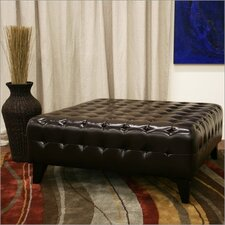 <strong>Wholesale Interiors</strong> Baxton Studio Pemberly Square Ottoman