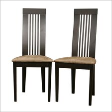 <strong>Wholesale Interiors</strong> Baxton Studio Farrington Side Chair (Set of 2)