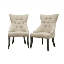Baxton Studio Daphne Parsons Chair (Set of 6)