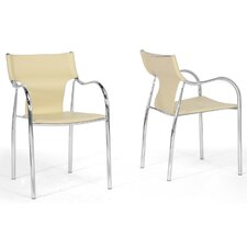 Baxton Studio Harris Modern Dining Chair (Set of 2)