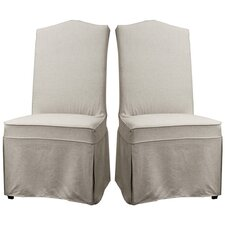 <strong>Wholesale Interiors</strong> Baxton Studio Coralie Parsons Chair (Set of 2)