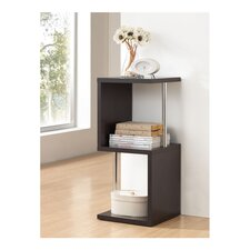 Baxton Studio Lindy Modern Display Shelf