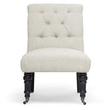 <strong>Wholesale Interiors</strong> Baxton Studio Belden Slipper Chair (Set of 2)