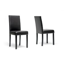 Baxton Studio Torino Side Chair (Set of 2)