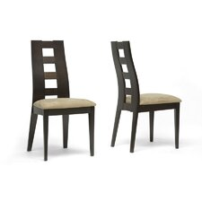 Baxton Studio Paxton Side Chair (Set of 2)