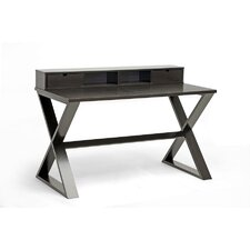 Baxton Studio Fargo Office Writing Desk